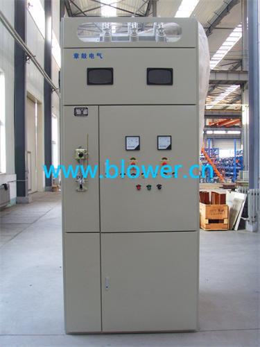高压变频启动柜之高压电抗起动柜